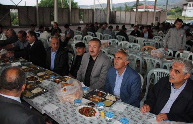 Boğazkale Belediyesi'nden İftar