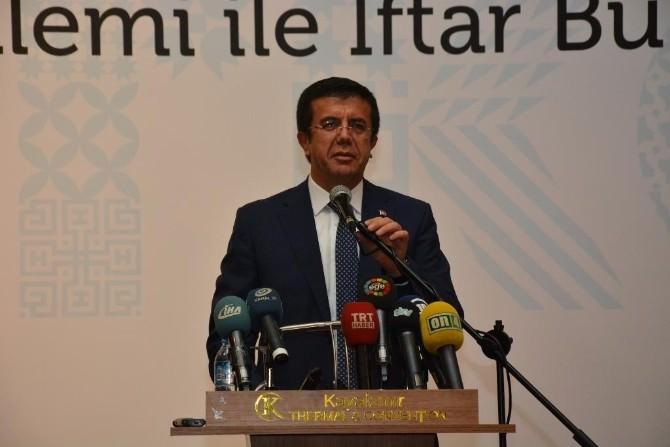 Bakan Zeybekci'den Halaçoğlu'ya Sert Tepki