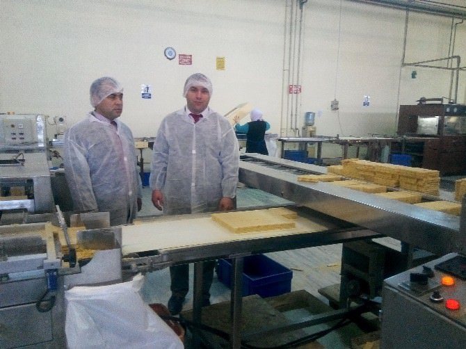 Karaman'da Gıda Satışı Yapan İş Yerleri Denetlendi
