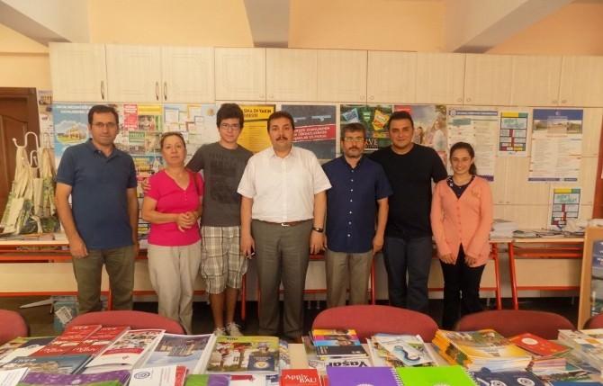 Milli Eğitim Müdürü Yusuf Koç Üniversite Tercih Sınıfını Ziyaret Etti
