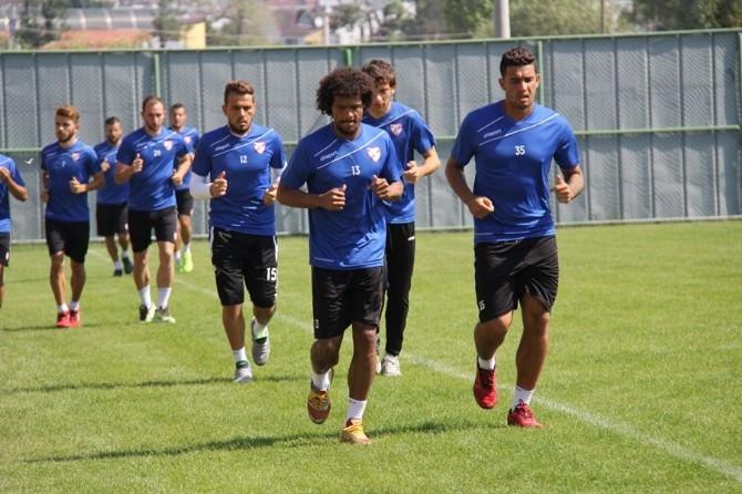 Boluspor'da 8 Transfer Yolda