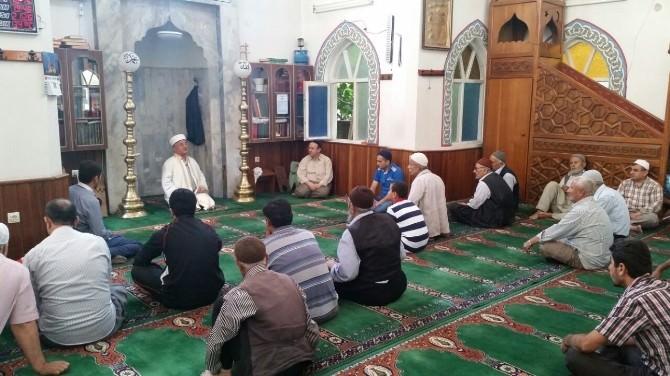Siirt Müftüsü Arvas Vatandaşlarla Camilerde Bir Araya Geliyor