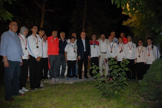 Konya Spor Camiası Tsyd İftarında Buluştu
