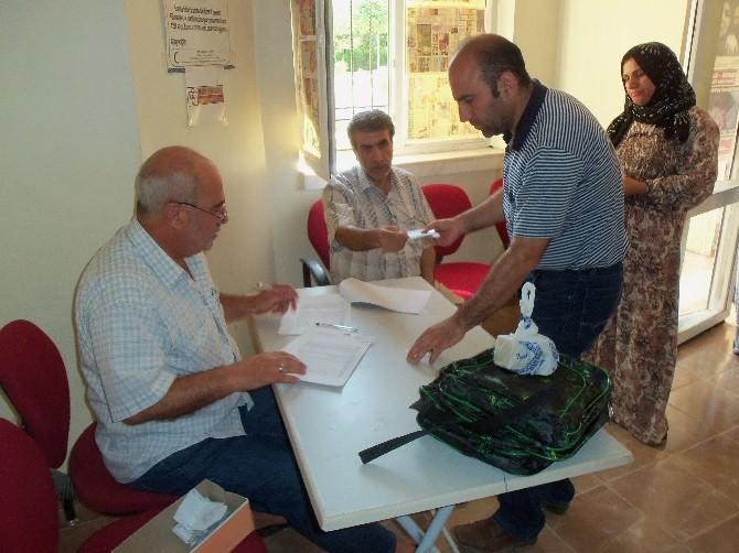 Suriyeli Öğrenci Ve Öğretmenlere Nakdi Yardım