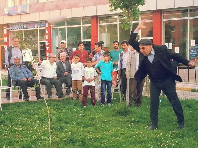 Erzurum'da Tansiyon Programı Güldürüyor