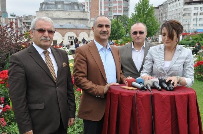 TBMM Başkanı Yılmaz İlk Ziyaretini Sivas'a Yapacak