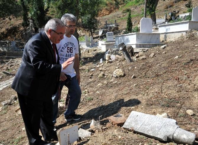 Mezar Taşları Ve Kitabeleri Projesi