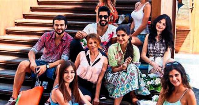 Bollywood ünlüleri Antalya'da buluştu