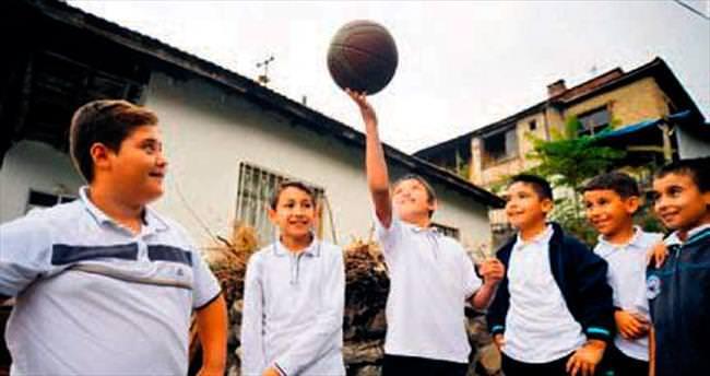Basketbol Okulu'nda kayıt zamanı