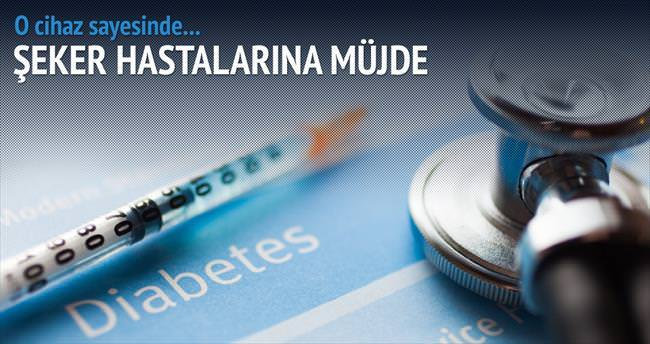 Şeker hastalarına yeni lazer müjdesi