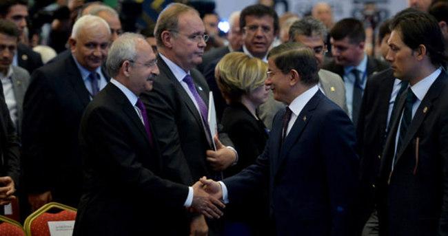 Davutoğlu-Kılıçdaroğlu görüşmesinin saati belli oldu
