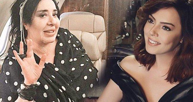 Ebru Gündeş, Nur Yerlitaş'ı eşinin uçağıyla aldırdı