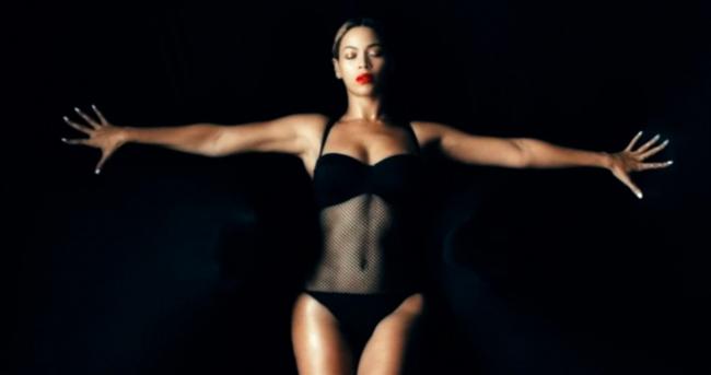 Beyonce'un vücut hatları gökdelene ilham oldu