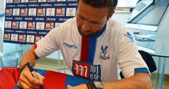 Crystal Palace, Cabaye'yi transfer etti