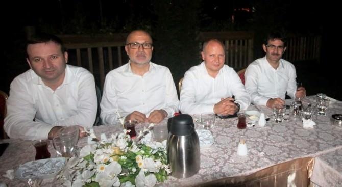 AK Parti Osmangazi'de Örnek Beraberlik
