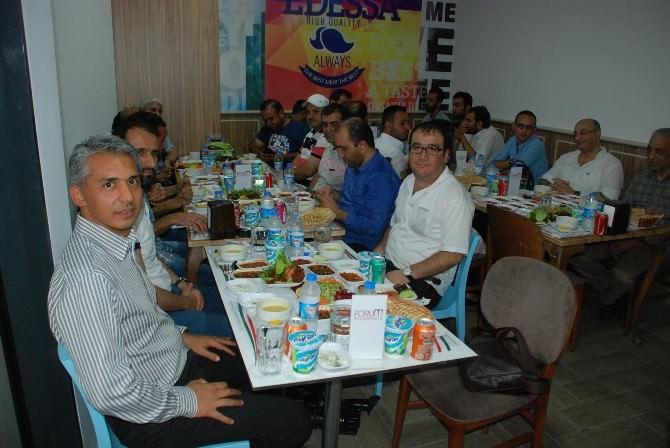 Basın Mensupları Form Diyarbakır'da İftarda Buluştu