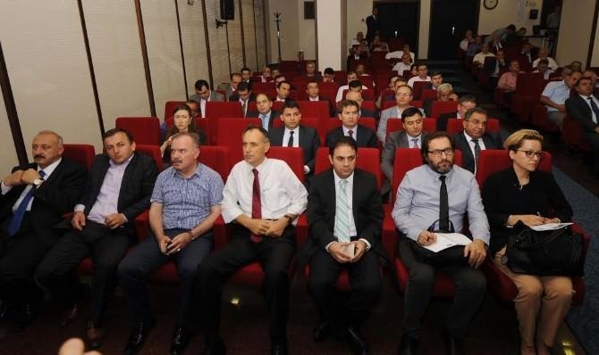 İl Koordinasyon Kurulu Toplantısı Trabzon Valisi Abdil Celil Öz Başkanlığında Gerçekleştirildi