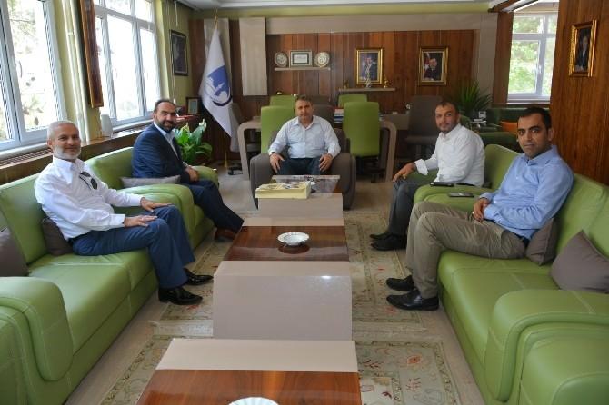 İHH'dan Başkan Çerçi'ye Teşekkür