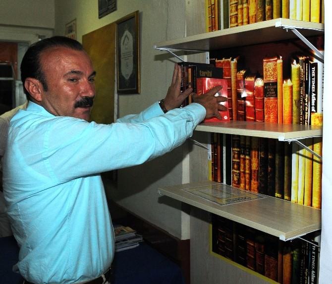 İzmit Belediyesi'nden Hastanelere Kitaplık