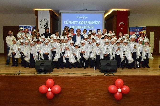 """Konyaaltı'nda """"Sünnet Şöleni"""" Kayıtları Başladı"""