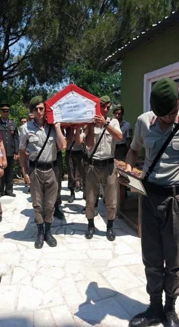 Kore Gazisi Ali Kavas Son Yolculuğuna Uğurlandı