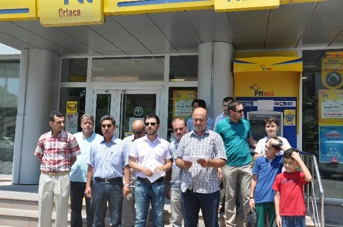 Muğla'da Mursi İçin Eylem Düzenlendi