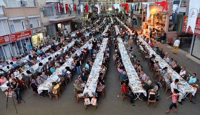Muratpaşa'da Hacivat-karagöz Coşkusu