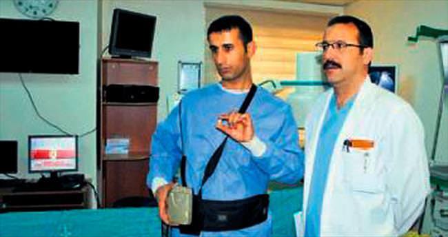 Bağırsak hastalığına kameralı teşhis