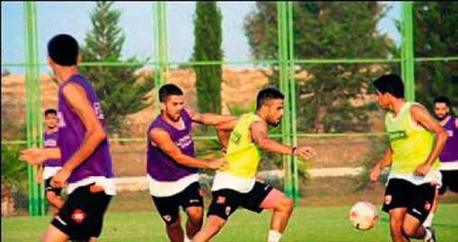 Adanaspor lige sıkı hazırlanıyor