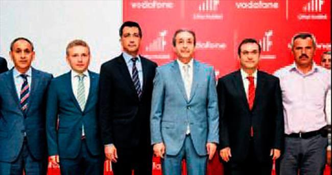 Vodafone çiftçiye hizmeti genişletiyor