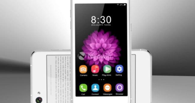 Çift ekranlı ve 10 çekirdekli telefon