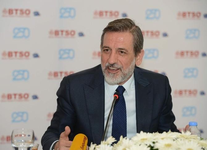 Bursa'nın Yeni Sanayi Bölgesi'ne Çevreci Ve Akıllı Fabrikalar Geliyor