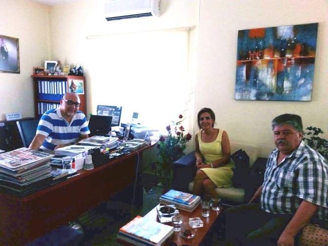 Ditab'tan Didim Turizm Derneğine Ziyaret