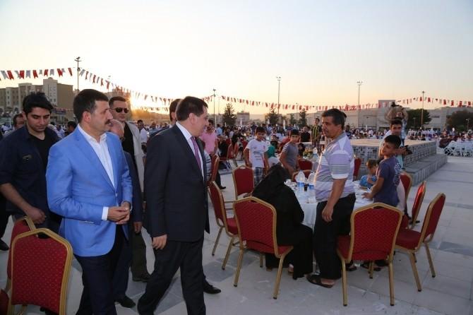 Eyyübiye'de Kardeşlik Sofrası