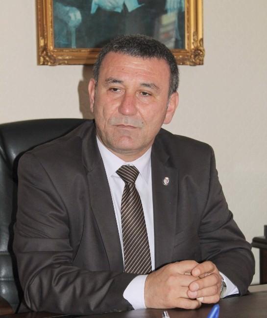 Kızılay Kırşehir Şube Başkanı Uygur'dan Teşekkür