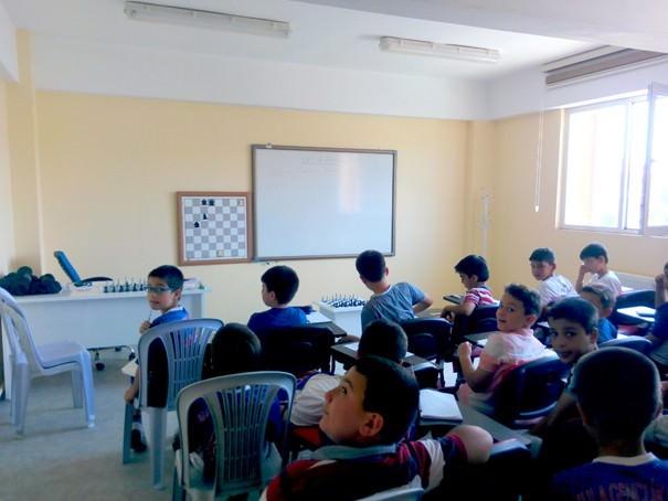 Kula'da Satranç Kursu Açıldı