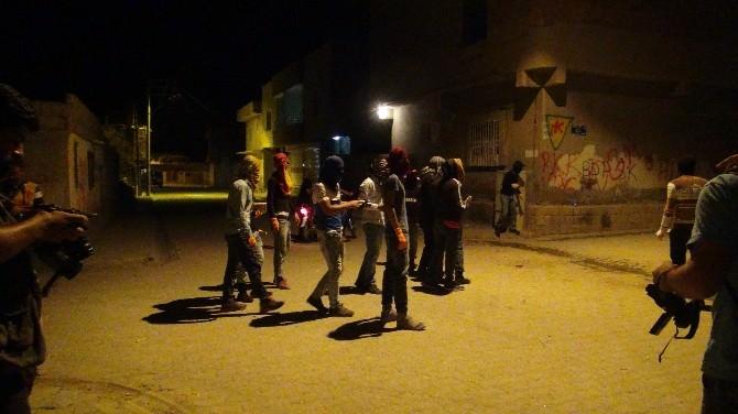 Nusaybin'de YDG-H Üyeleri Mobeseye Silahlı Saldırıda Bulundu