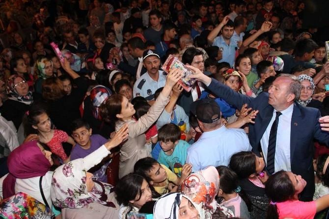 Sungurlu Belediyesi'nden Ramazan Programı