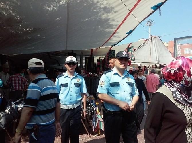 Polis Ekiplerinden Sıkı Denetim