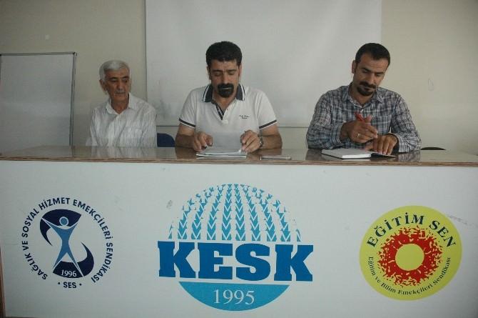 Van Emek Ve Demokrasi Platformu Mevcut Üyeleri Yönetime Gelecek Olan Yeni Üyeleri Belirlemek İçin Toplantı Gerçekleştirdi