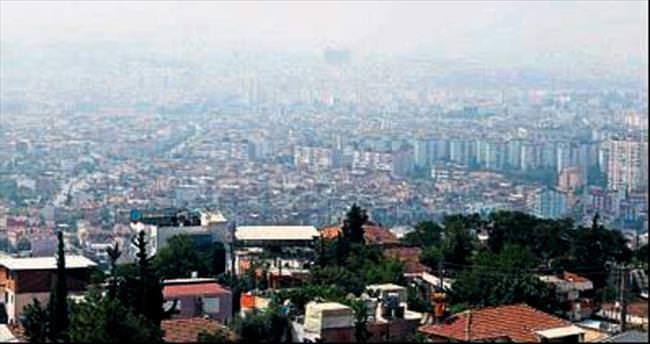 Antalya nem bulutlarına teslim