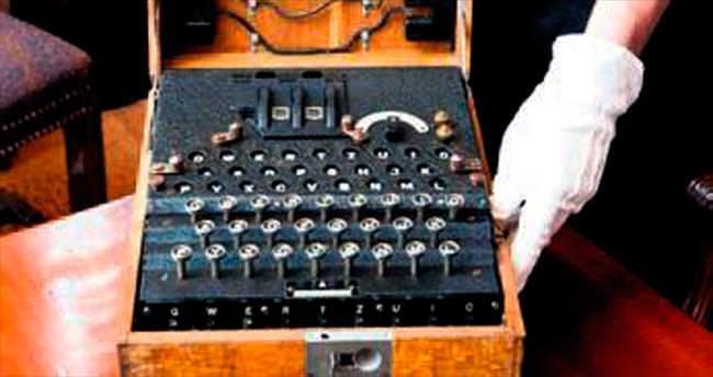 Nazilerin şifre çözücüsü açık artırmada