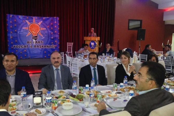 Gedikli: AK Parti Türkiye'nin İstikrarını Düşünüyor