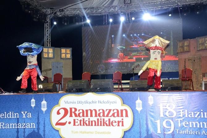 Mersin'deki Ramazan Etkinlikleri Sürüyor