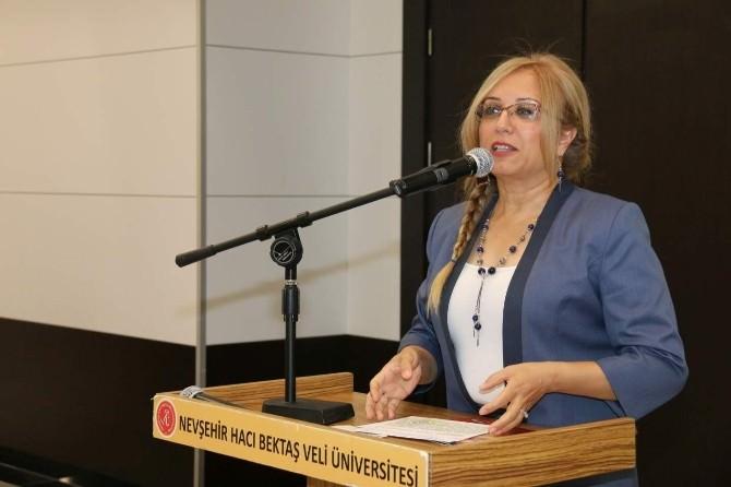 Nevşehir Hacı Bektaş Veli Üniversitesi Rektörü Kılıç: