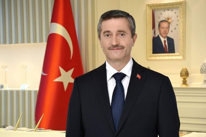 Şahinbey Belediye Başkanı Tahmazoğlu'nun Kadir Gecesi Mesajı