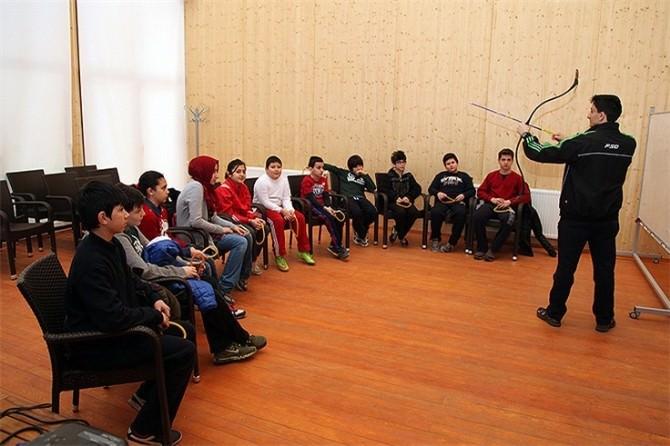 Mecera Parkı Ramazan Bayramında Vatandaşların Hizmetine Açık Olacak