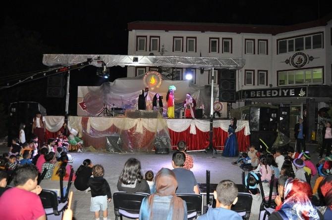 Musiki Derneği Ve Bayram Büyük Oruç Seydişehir'de Sahne Aldı