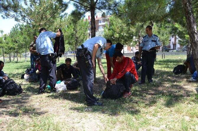 Mültecileri Avrupa Diye Edirne'ye Bıraktılar