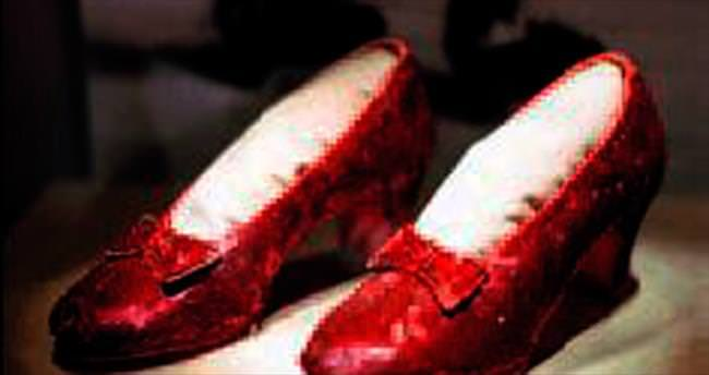 Ayakkabıları bulana bir milyon dolar!